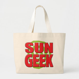 Geek de Sun Sac En Toile