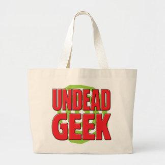 Geek de vampires sacs de toile