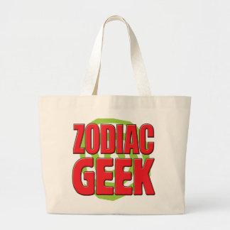 Geek de zodiaque sacs en toile