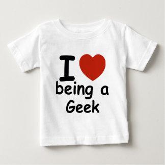 geek design baby T-Shirt