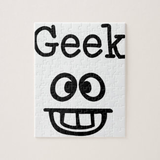 Geek Design Jigsaw Puzzle