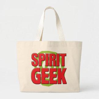 Geek d'esprit sacs de toile