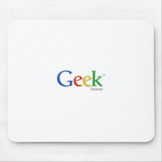 Geek Forever Mouse Pad