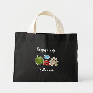 Geek Halloween Sac En Toile Mini