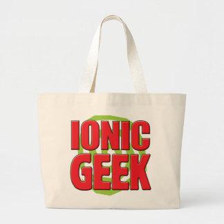 Geek ionique sac en toile