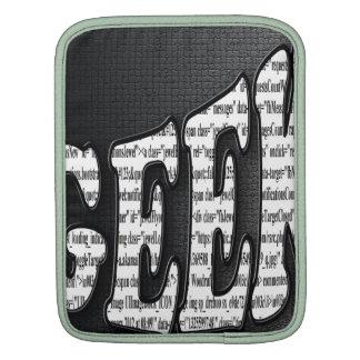 Geek Ipad Sleeve