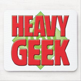 Geek lourd v2 tapis de souris