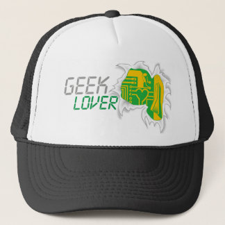 Geek Lover Trucker Hat