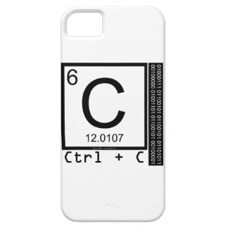 Geek Me! Carbon Copy iPhone 5 Cover