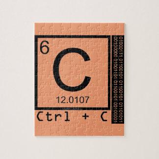 Geek Me! Carbon Copy Jigsaw Puzzle