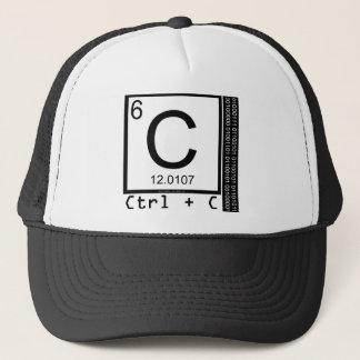 Geek Me! Carbon Copy Trucker Hat