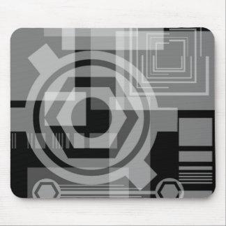 Geek Mousepad de techno Tapis De Souris