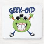 Geek-oid Funny Kids Gift Mousepad