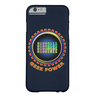 Geek Power Barely There iPhone 6 Case