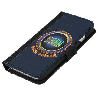 Geek Power iPhone 6 Wallet Case
