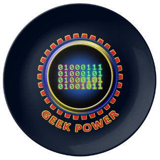 Geek Power Plate