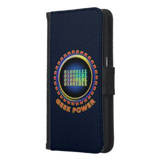 Geek Power Samsung Galaxy S6 Wallet Case