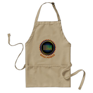 Geek Power Standard Apron