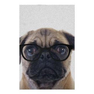 Geek Pug Stationery