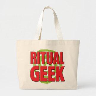 Geek rituel sacs en toile