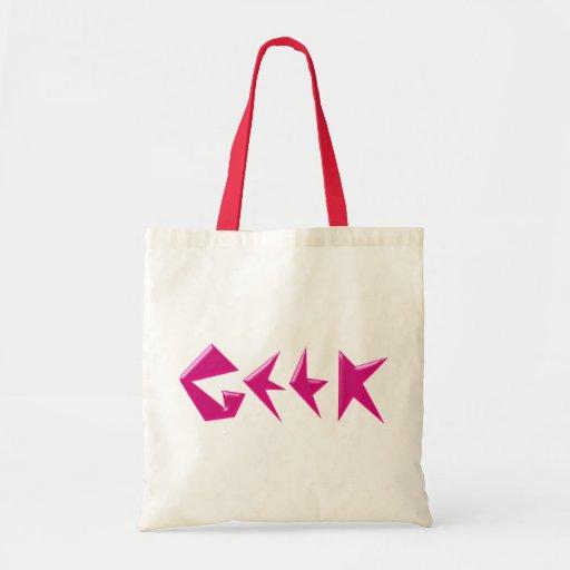 geek sac fourre-tout