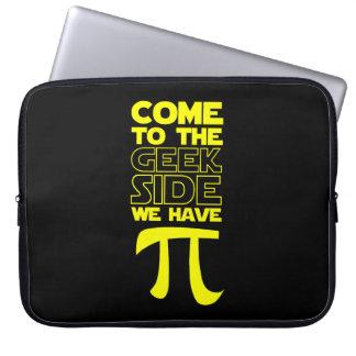 Geek Side Laptop Sleeve