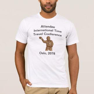 """Geek T Shirts: """"The Traveller"""" T-Shirt"""