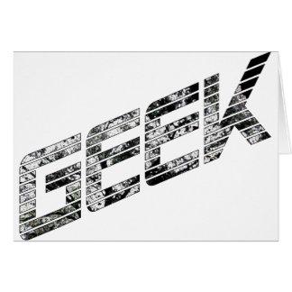 Geek Techie Stuff Card