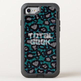 Geek total de guépard coque otterbox defender pour iPhone 7