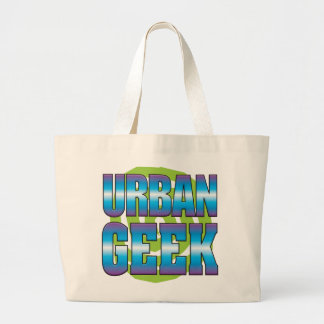 Geek urbain v3 sac en toile