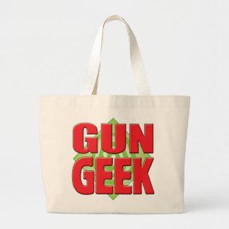 Geek v2 d arme à feu sac fourre-tout