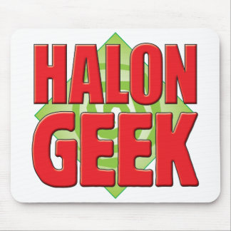 Geek v2 d halon tapis de souris