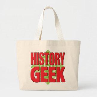 Geek v2 d histoire sacs