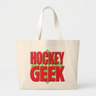 Geek v2 d hockey sac en toile