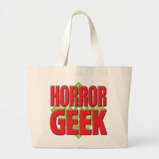 Geek v2 d horreur sac en toile