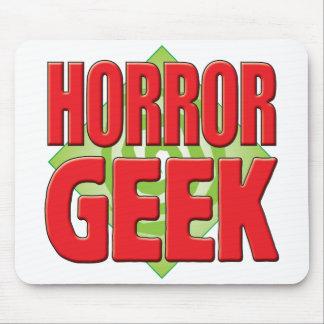 Geek v2 d horreur tapis de souris