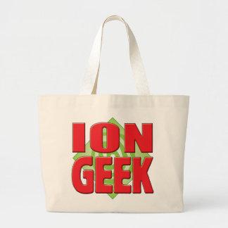 Geek v2 d ion sacs de toile