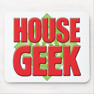 Geek v2 de Chambre Tapis De Souris