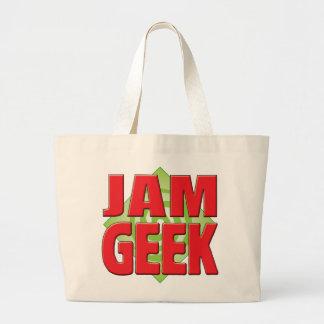 Geek v2 de confiture sac de toile