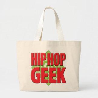 Geek v2 de hip hop sac en toile