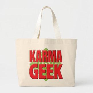 Geek v2 de karma sac en toile