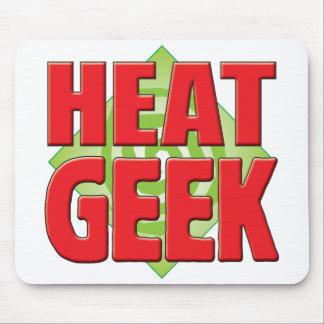 Geek v2 de la chaleur tapis de souris