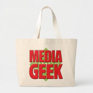 Geek v2 de médias sac fourre-tout