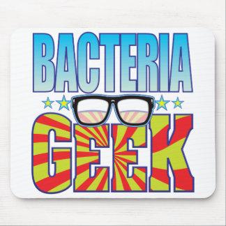 Geek v4 de bactéries tapis de souris