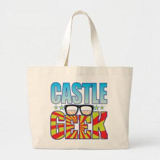 Geek v4 de château sac en toile