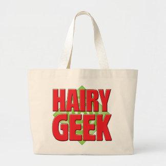 Geek velu v2 sacs en toile