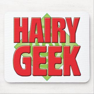 Geek velu v2 tapis de souris
