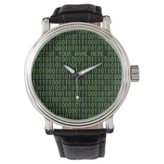 Geek Watch #3 Binary_YOUR_NAME_HERE_