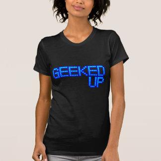 GEEKED UP blue jerkin jerk dance guys an girls T Shirt