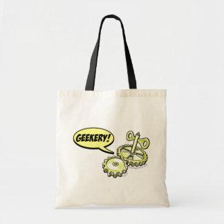 Geekery Gears Tote Bag